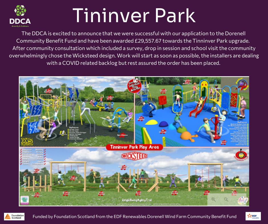 Tininver Park design