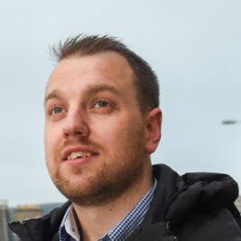 Photo of Fraser McGill